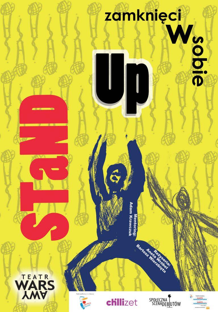 Zamknięci w sobie – lockdown stand up